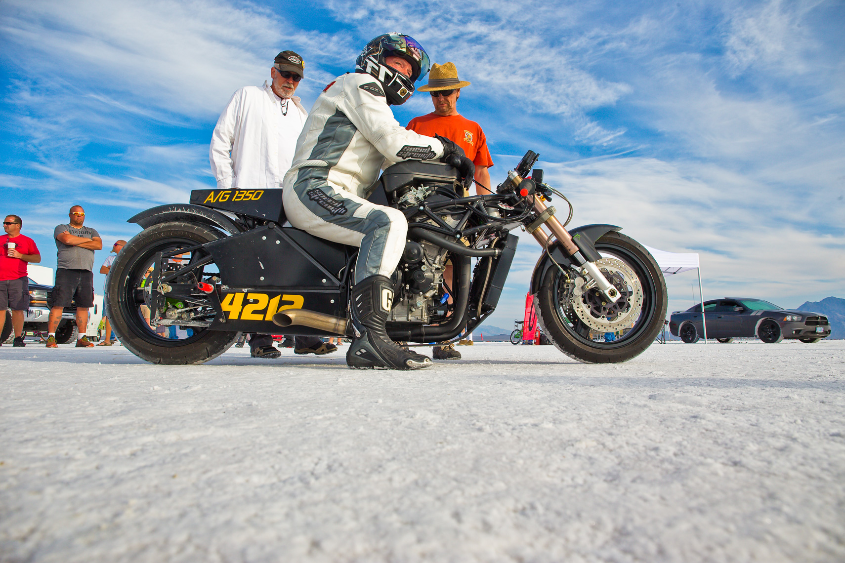 2017 Bonneville Speed Week