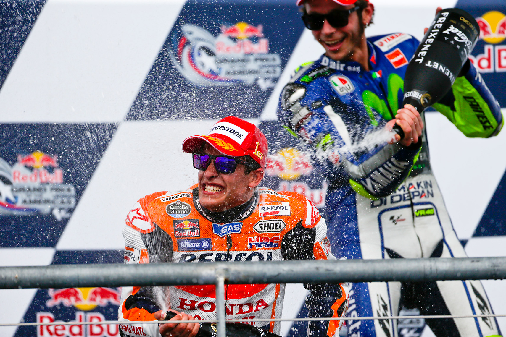 MotoGP 2015 at Circuit of the Americas, Austin Texas April 8-12